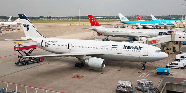 Iran Airport Traffic Down 10% - September 2018